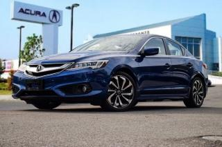 Used 2017 Acura ILX A-Spec 8dct Navi|Blind Spot Information System|Blu for sale in Thornhill, ON