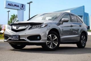 Used 2017 Acura RDX Elite at Accident Free!!! FOG Lights| Parking Sens for sale in Thornhill, ON