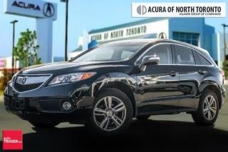 Used 2014 Acura RDX Tech at New Tires Back UP Camera| Navigation| Heat for sale in Thornhill, ON
