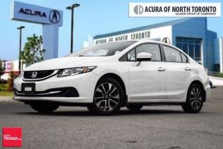 Used 2015 Honda Civic Sedan EX CVT for sale in Thornhill, ON