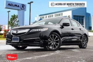 Used 2015 Acura TLX 3.5L P-AWS w/Tech Pkg Accident Free|New Brakes and for sale in Thornhill, ON