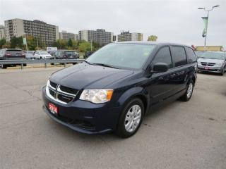 Used 2014 Dodge Grand Caravan CVP - Keyless, Cruise, CD, Air for sale in London, ON