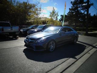 Used 2014 Mercedes-Benz E-Class E350 4MATIC for sale in Scarborough, ON
