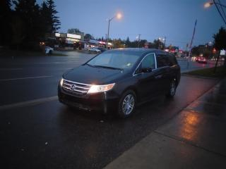 Used 2012 Honda Odyssey EX . POWER SILDING DOORS, TV/DD for sale in Scarborough, ON