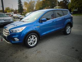Used 2017 Ford Escape NAVIGATION for sale in Scarborough, ON