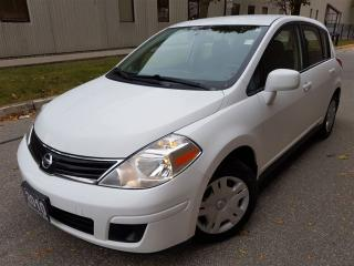 Used 2010 Nissan Versa 1.8S-Excellent condition-certified for sale in Mississauga, ON