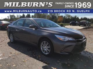 Used 2015 Toyota Camry LE for sale in Guelph, ON
