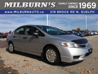 Used 2009 Honda Civic DX-G for sale in Guelph, ON