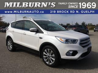 Used 2017 Ford Escape Titanium 4x4 for sale in Guelph, ON
