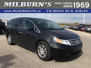 Used 2013 Honda Odyssey EX-L for sale in Guelph, ON