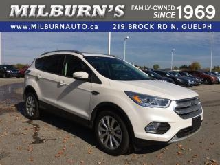 Used 2017 Ford Escape Titanium for sale in Guelph, ON