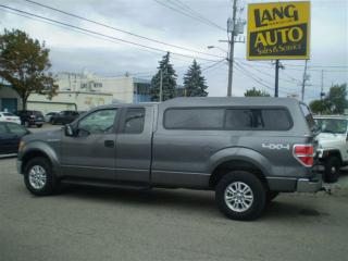 Used 2011 Ford F-150 XLT 4X4 SUPERCAB! ONLY 67000 KMS! for sale in Etobicoke, ON