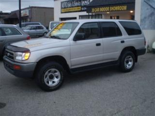 Used 1997 Toyota 4Runner - for sale in Etobicoke, ON
