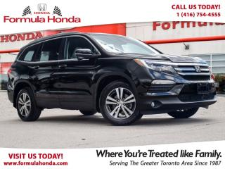 Used 2017 Honda Pilot EX-L WITH ONLY 746KM LIKE NEW for sale in Scarborough, ON
