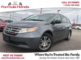 Used 2011 Honda Odyssey EX | HEATED SEATS | BLUETOOTH for sale in Scarborough, ON