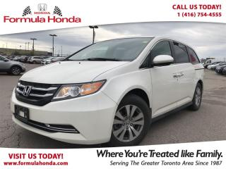 Used 2016 Honda Odyssey EX | BLUETOOTH | 8 PASSENGER | LOW KM! for sale in Scarborough, ON
