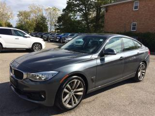 Used 2015 BMW 328xi GRAN TURISMO**REDUCED**CAR PROOF CLEAN** for sale in Mississauga, ON