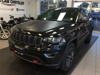 Used 2017 Jeep Grand Cherokee Trailhawk for sale in Coquitlam, BC