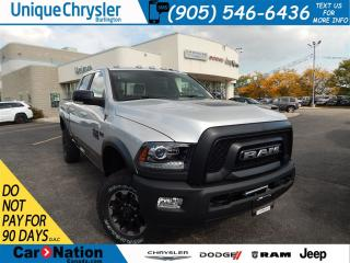 Used 2017 Dodge Ram 2500 POWER WAGON for sale in Burlington, ON