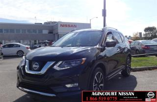 Used 2017 Nissan Rogue SL Platinum Reserve|Navi|Leather|No Accidents| for sale in Scarborough, ON