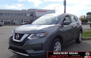 Used 2017 Nissan Rogue S |AWD|No Accidents|Non Rental|Back-Up Camera| for sale in Scarborough, ON