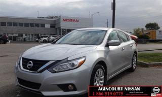 Used 2017 Nissan Altima 2.5 S |No Accidents|Non Rental| for sale in Scarborough, ON