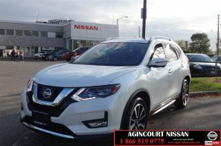 Used 2017 Nissan Rogue SL Platinum |Fully Loaded|Navi| for sale in Scarborough, ON
