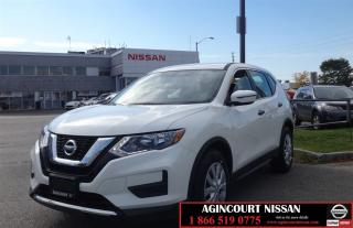Used 2017 Nissan Rogue S |FWD|Back Up Camera|Non Rental| for sale in Scarborough, ON