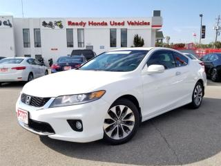 Used 2013 Honda Accord EX - Sunroof - Alloys - Rear Camera for sale in Mississauga, ON