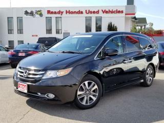 Used 2014 Honda Odyssey Touring for sale in Mississauga, ON