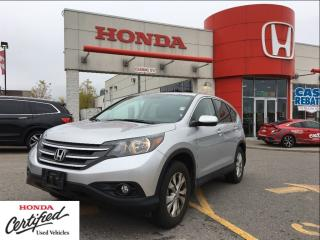 Used 2012 Honda CR-V EX, one owner, original roadsport vehicle for sale in Scarborough, ON