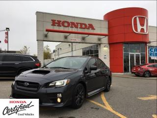 Used 2015 Subaru WRX w/Sport Pkg, just arrived for sale in Scarborough, ON