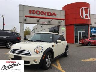 Used 2009 MINI Cooper Hardtop Classic, very low kms at 70,000 for sale in Scarborough, ON