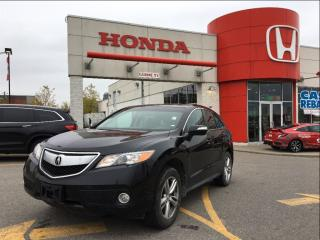 Used 2014 Acura RDX Base,new front and rear pads/rotors for sale in Scarborough, ON