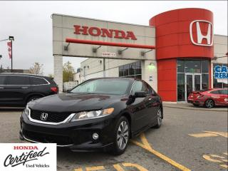 Used 2013 Honda Accord EX-L w/Navi, low mileage in great shape for sale in Scarborough, ON