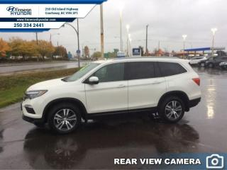 Used 2017 Honda Pilot EX  - local - one owner - trade-in for sale in Courtenay, BC