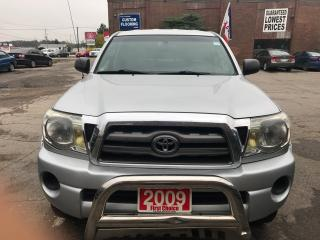 Used 2009 Toyota Tacoma SR5 for sale in Kitchener, ON