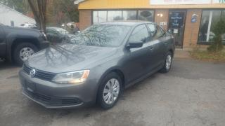 Used 2012 Volkswagen Jetta Sedan Trendline for sale in Barrie, ON