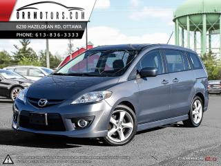Used 2010 Mazda MAZDA5 GT LEATHER! for sale in Stittsville, ON