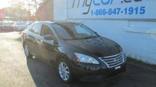Used 2013 Nissan Sentra 1.8 SV for sale in North Bay, ON