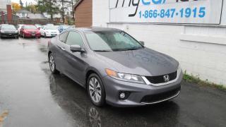 Used 2013 Honda Accord EX-L-NAVI for sale in Kingston, ON