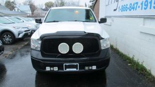 Used 2015 Dodge Ram 1500 ST for sale in Kingston, ON