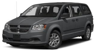 Used 2016 Dodge Grand Caravan Crew Leather Upholstery for sale in Port Coquitlam, BC