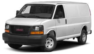 New 2017 GMC Savana 2500 Work Van for sale in Bolton, ON