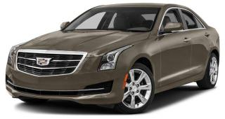 New 2017 Cadillac ATS 2.0L Turbo Luxury for sale in Bolton, ON