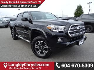 Used 2016 Toyota Tacoma TRD Sport for sale in Surrey, BC