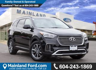 Used 2017 Hyundai Santa Fe XL Luxury for sale in Surrey, BC