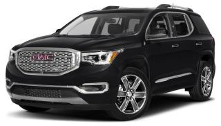 New 2018 GMC Acadia Denali for sale in Bolton, ON