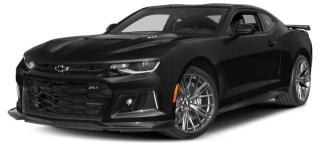 New 2018 Chevrolet Camaro ZL1 for sale in Bolton, ON