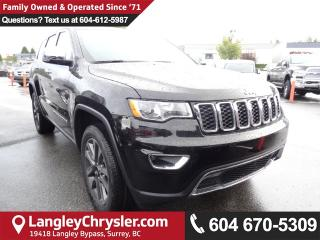 New 2018 Jeep Grand Cherokee LIMITED 4X4 for sale in Surrey, BC